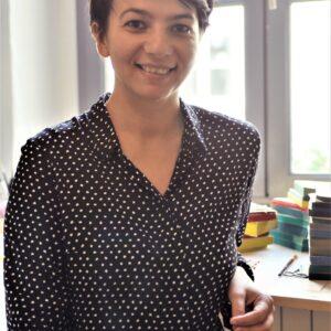 patricia Tanase creatrice de bijou en papier à Lyon
