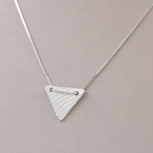 Collection les p'tits' colliers - Triangle