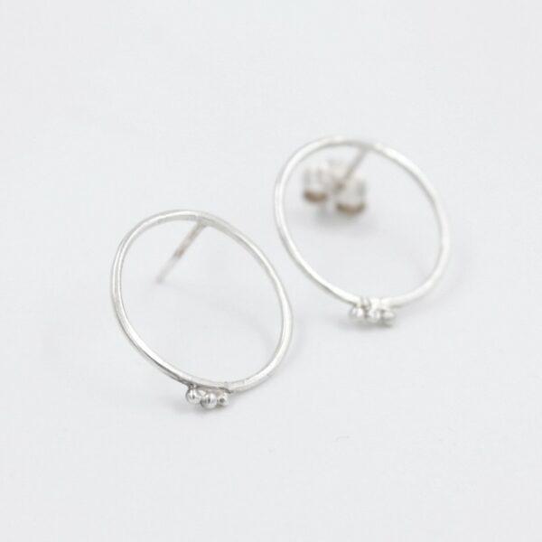 Boucles d'oreilles - collection Pépites