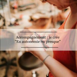 """Cours """"En autonomie ou presque"""""""